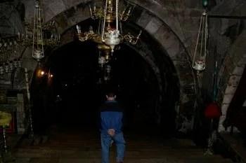 Tumba de Maria em Jerusalem
