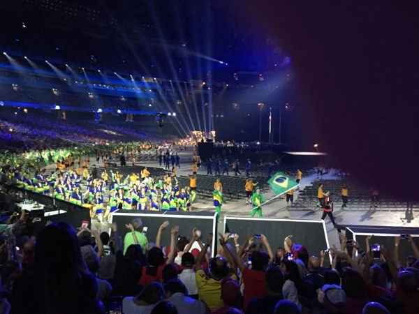 Time Brasil Pan 2015