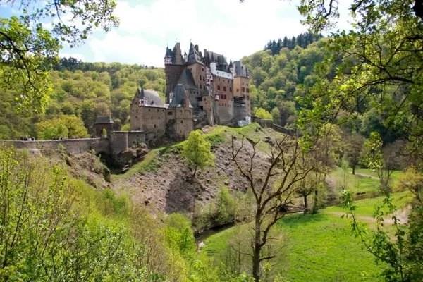 Castelo Eltz no Mosel