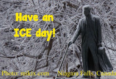 Have an ice day!