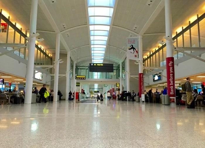 Como se conectar no wifi no Aeroporto de Toronto