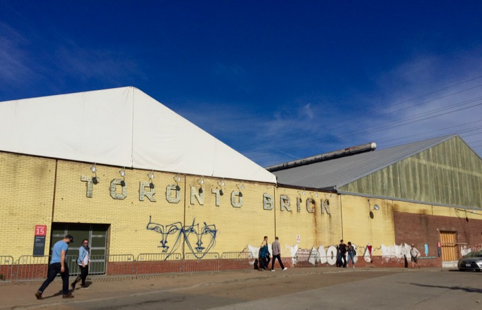 Evergreen Brick Works em Toronto