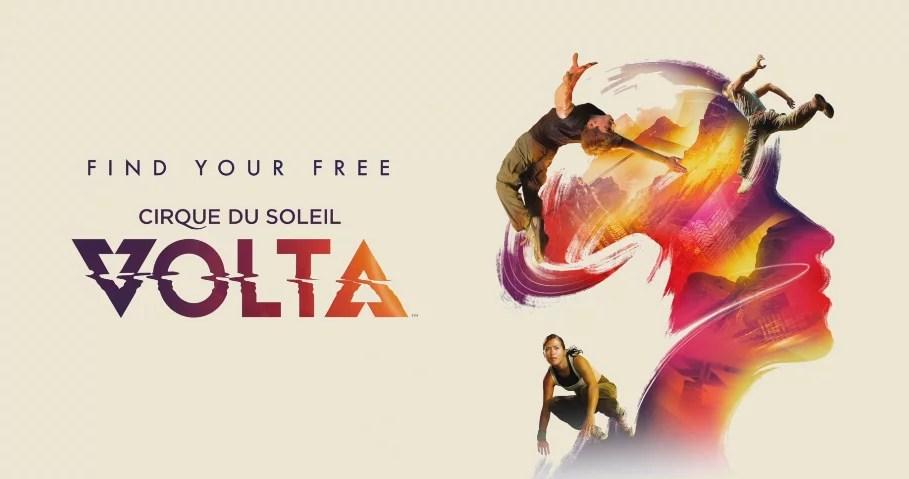 Volta Cirque du Soleil em Toronto
