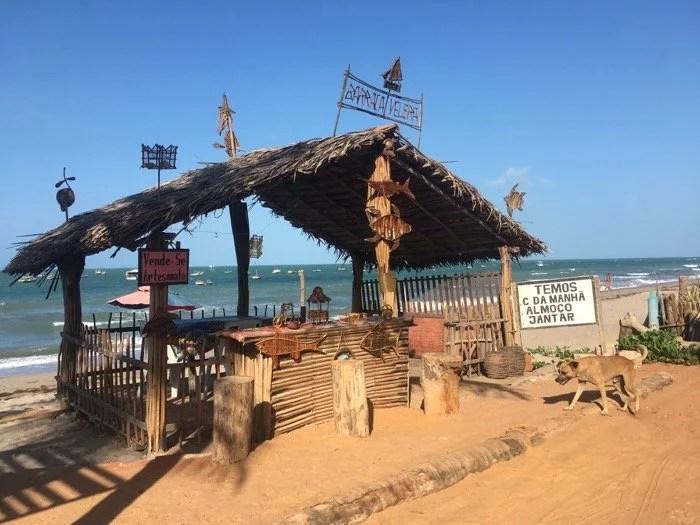 Praia da Redonda, Ceará