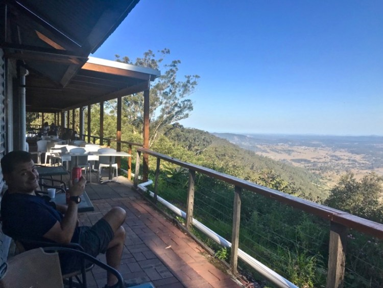 Pitstop Cafe, Queensland