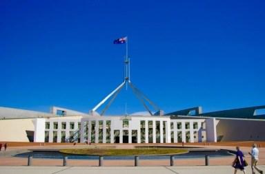 Eleições Australia 2019 - Camberra