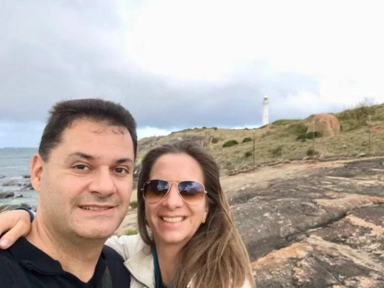 O australiano e os apelidos das palavras - selfie