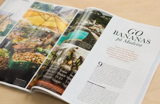 Artikel om Madeira i Mad&Bolig - Mikkel Bækgaards Madblog