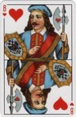 Russian Jack of Hearts