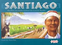 Santiago box cover