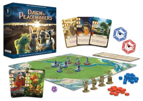 Dawn of Peacemakers components