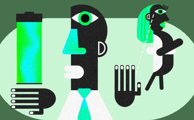 Hyödynnä ilmainen konsepti: Ukko, ota akku joka ei valita