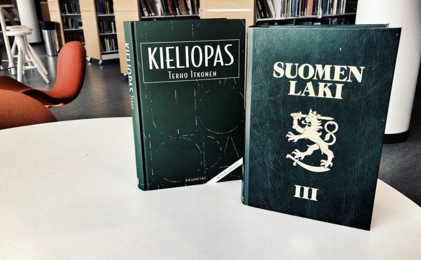 Lakiuudistus: suomen kielen pahoinpitelyrikokset säädetään rangaistaviksi
