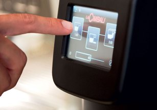 Cimbali Elective Touch Screen