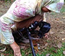 FUNGUS FORAYII-Pelatihan Teknik Fotografi Fungi di Alam