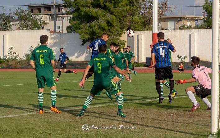 «Διέλυσε» με 6-0 τον Πάμισο Μεσσήνης ο Ασπρόπυργος