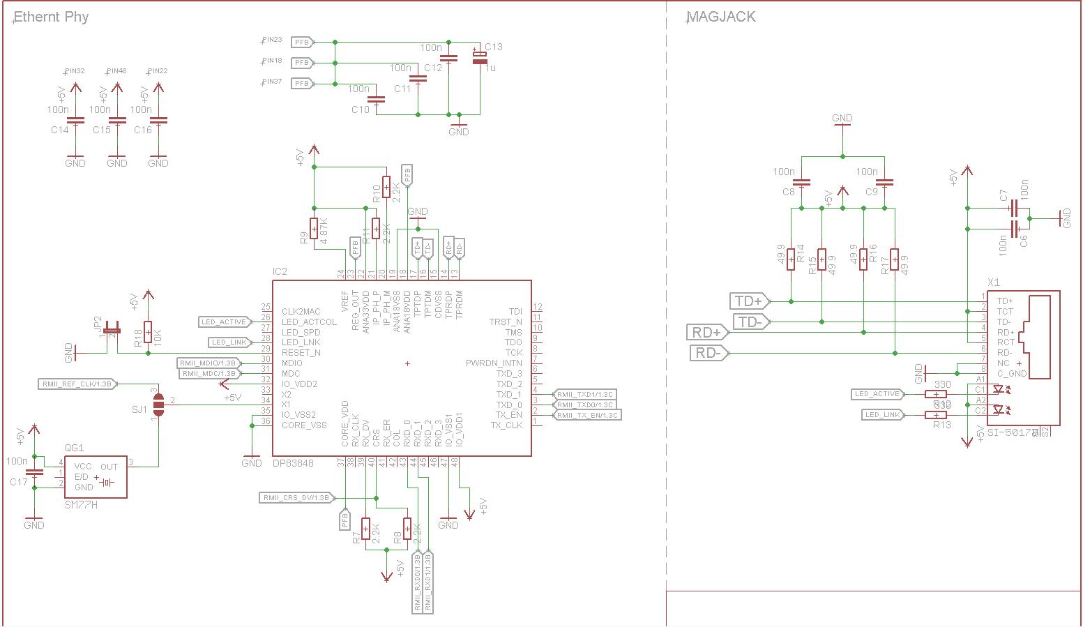 Dp An Stm32f4 Schaltplan Kontrolle
