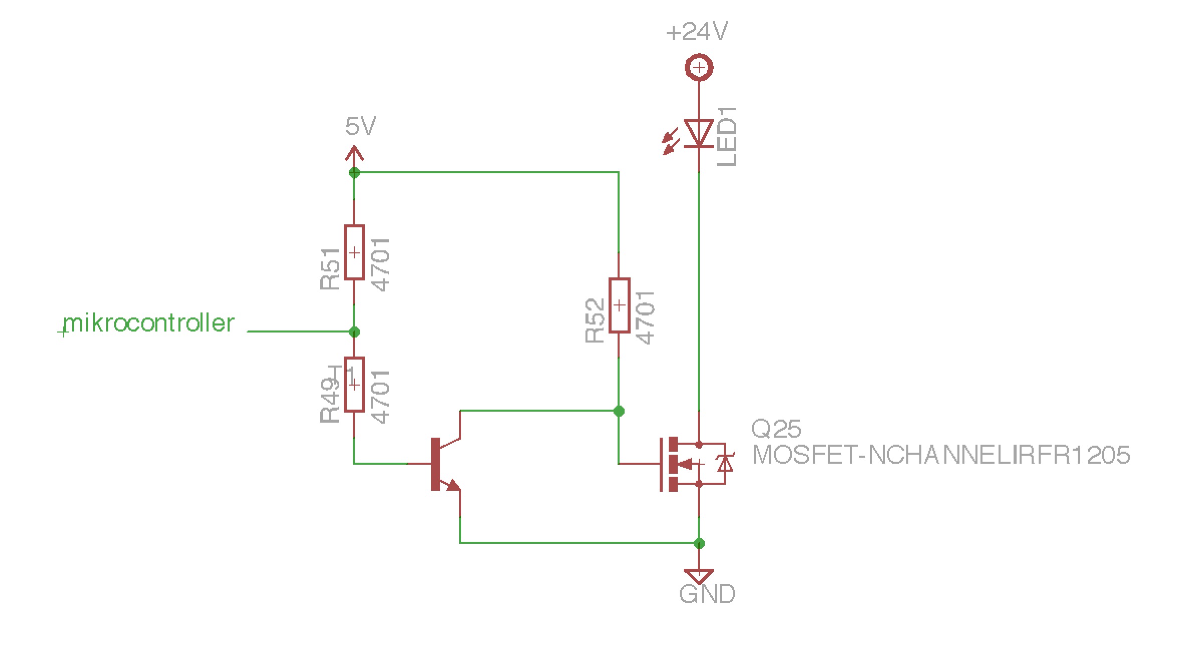 Led Treiber Schaltplan Gsg Elektronik Led Treiber Led