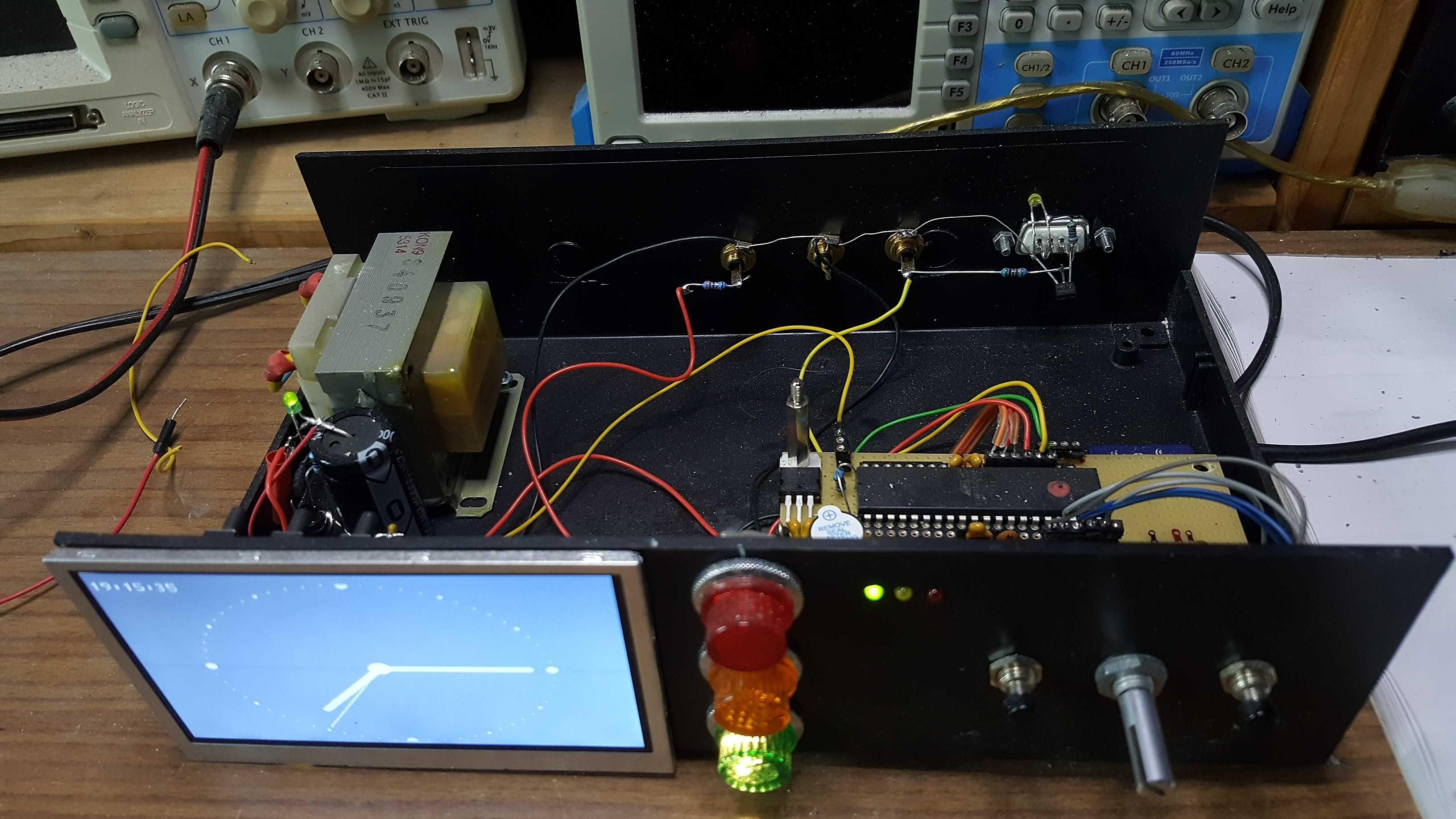 gps monitor tv sd fbas bas composite