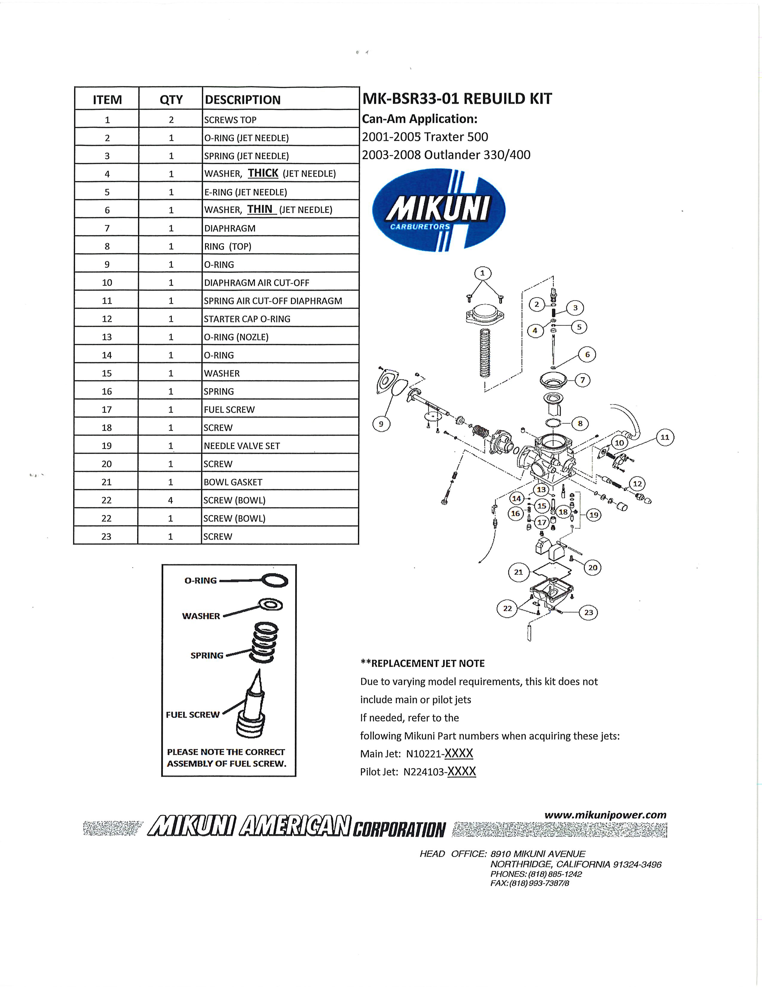 Can Am Outlander 400 Parts Diagram Diagram Wiring