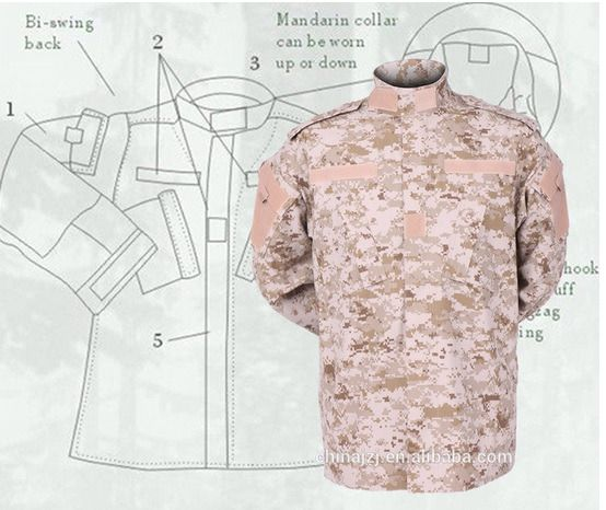 ... confeccionar uniformes militares y por la entrada de Qatar en su  consejo de administración 41c1bd6dc94