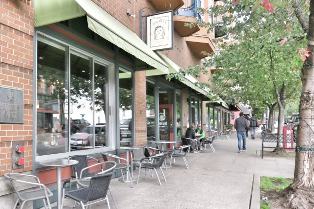 bakeries para provar em Seattle