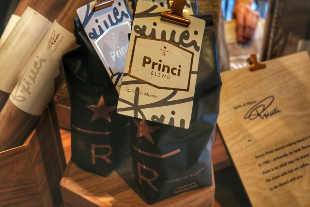 Princi Bakery Seattle