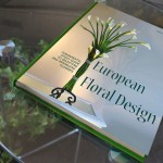 study book in European floral design