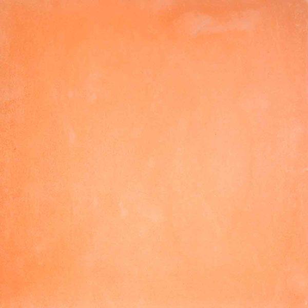 orange hand made encaustic floor tiles