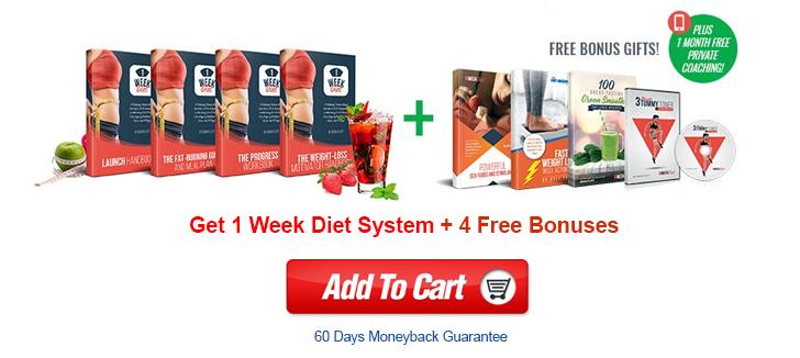 1 Week Diet Reviews