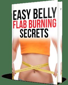 EZ Flat Belly Book