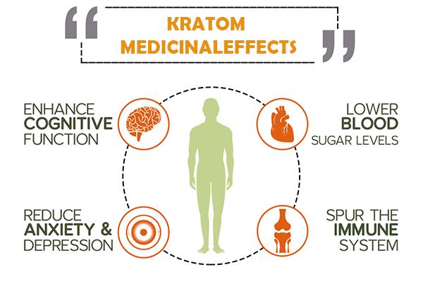 Maeng Da Kratom Benefits