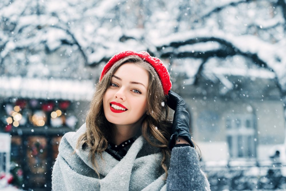 Winter Skin care regimen for dry skin