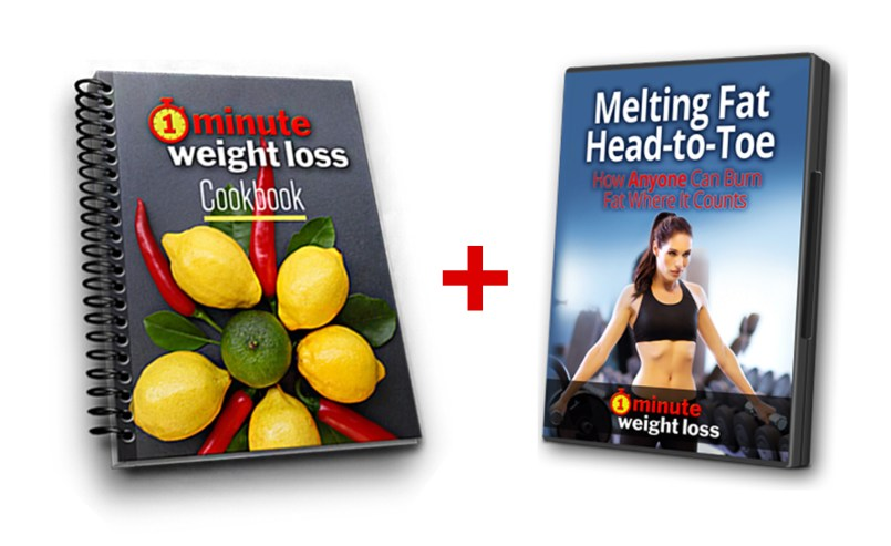 1 Minute Weightloss Bonuses
