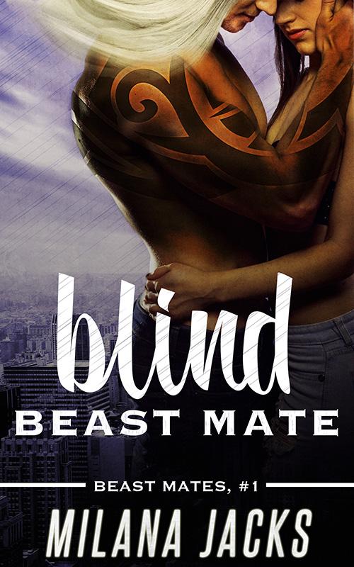 Book Cover: Blind Beast Mate