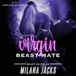 erotic romance audiobook, short story, blonde, bikers, virgin