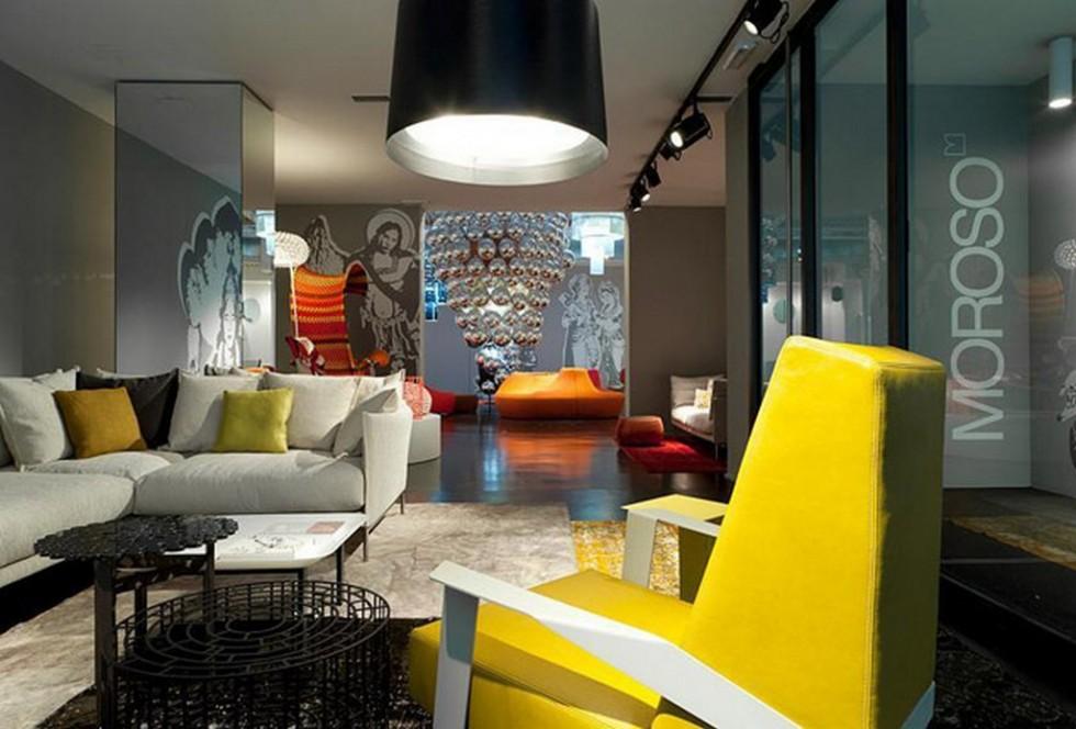 Interior design outlet milano for Outlet design milano
