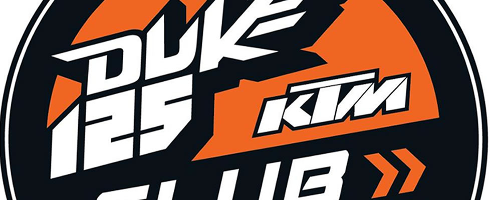 Come iscriversi al KTM 125 Duke club