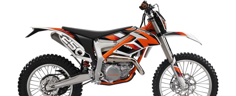 FREERIDE 250 R 2014