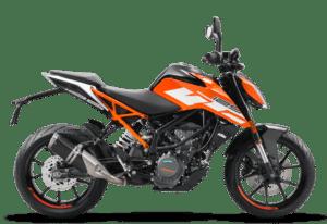 KTM 125 DUKE 2018 KTM Roma