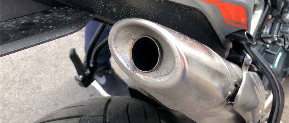 "KTM 790 Duke ""The scalpel"" – The sound of KTM"