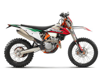 KTM 250 EXC-F SIX DAYS 2020 Roma