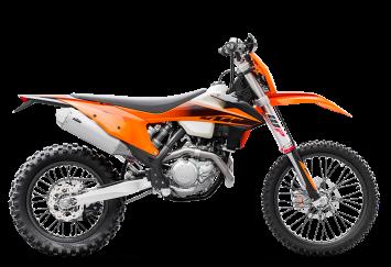 KTM 450 EXC-F 2020 Roma