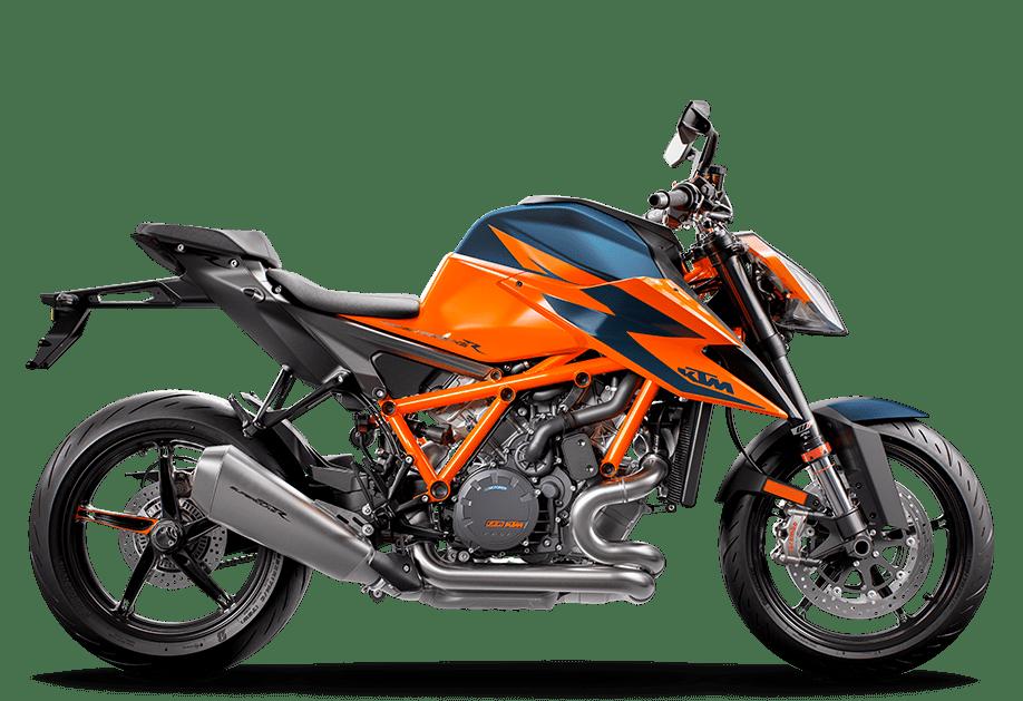 KTM DUKE 1290 R edizione 2021 concessionario ufficiale KTM Roma