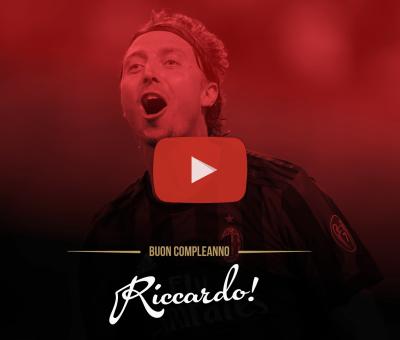 Un video speciale per festeggiare il 33esimo compleanno di Riccardo Montolivo