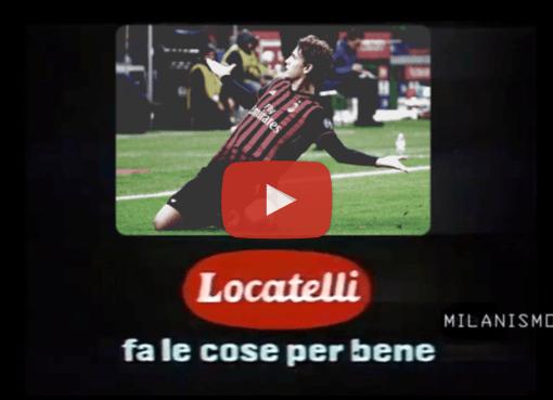 Il gran gol di Manuel Locatelli in Milan-Juventus del 22 ottobre 2016