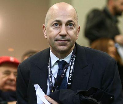 Ivan Gazidis, a.d. del Milan