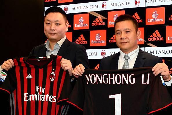 I nuovi proprietari dell'AC Milan | numerosette.eu