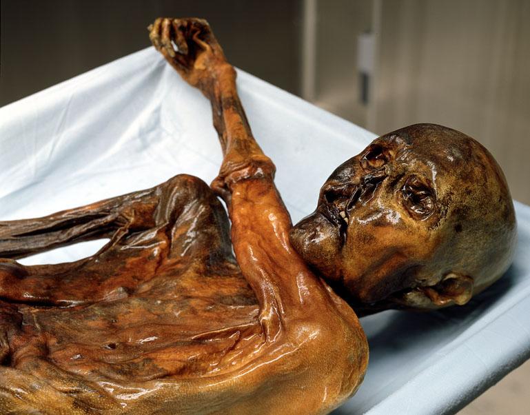 mummia del Similaun