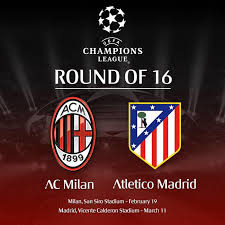 milan atletico madrid